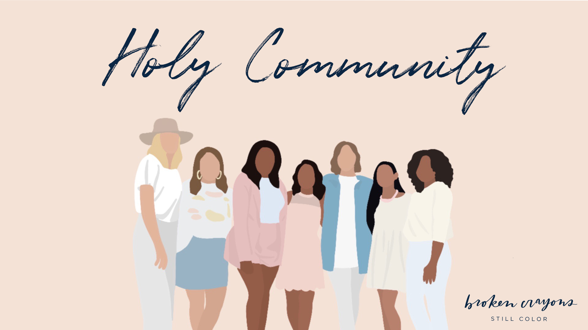 Holy Community Web Banner